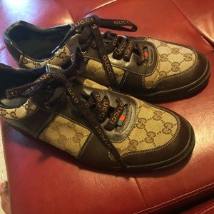 Vintage Gucci sneakers In very Grest condition